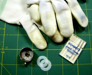 Notions Used for Machine Quilting