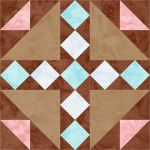 Bird's Nest Quilt Block