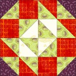 Flying Dutchman Quilt Block