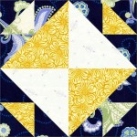 Four Knaves Quilt Block