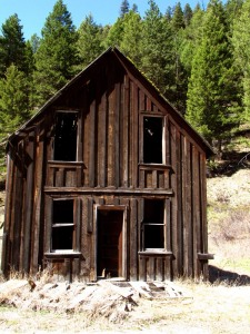 Bodie Bunkhouse Front