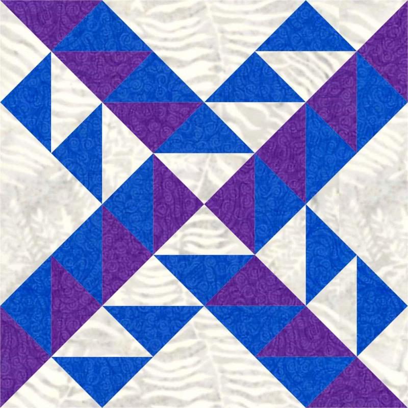 Vermont Quilt Block