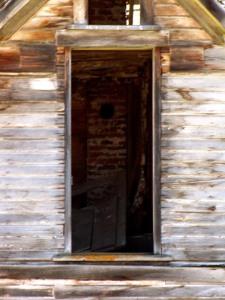 Farmhouse Closeup