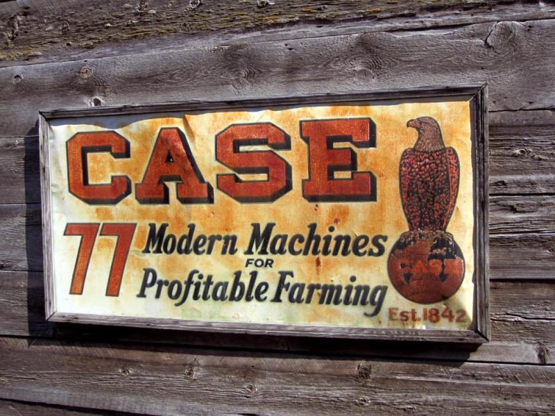 Machine Advertisement
