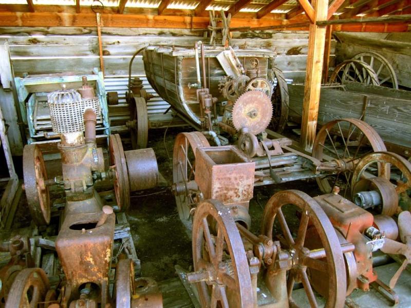 Steam Machinery