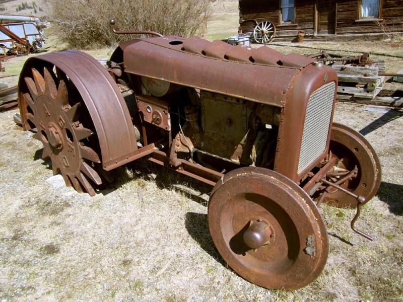 Crank Tractor 2