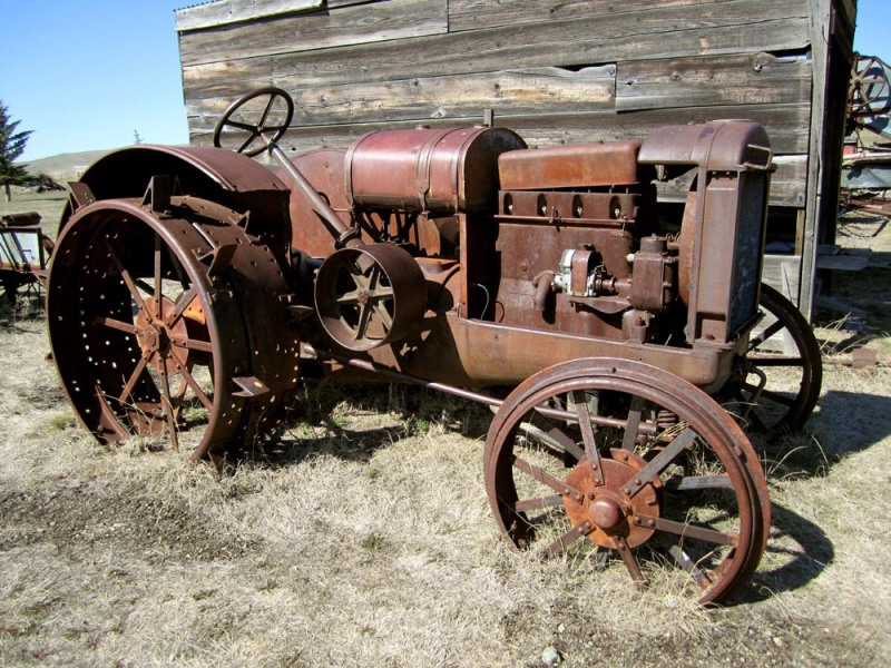 Crank Tractor 3