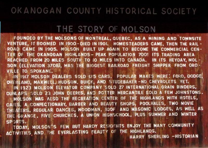 Story of Molson