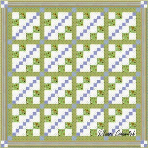 Carrie Nation Quilt Straight Set 2