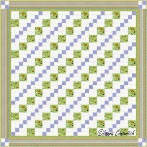 Carrie Nation Quilt Straight Set