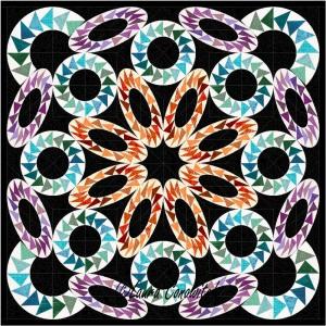 Circles of Geese 3