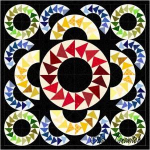 Circles of Geese 6