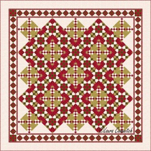 Indian Squares On Point Set 3