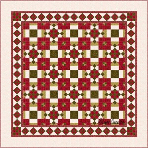 Indian Squares Straight Set 3