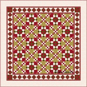 Indian Squares Straight Set 4