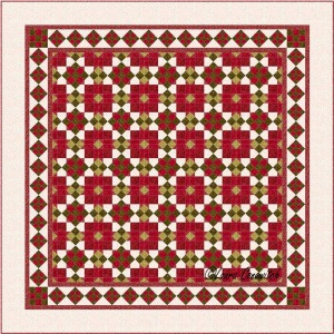 Indian Squares Straight Set