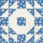 Wedding Ring Quilt Block