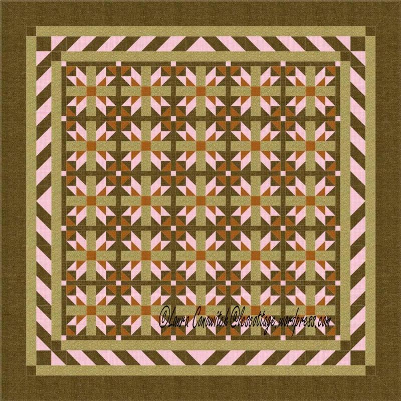 Alpine Cross Straight Set 2