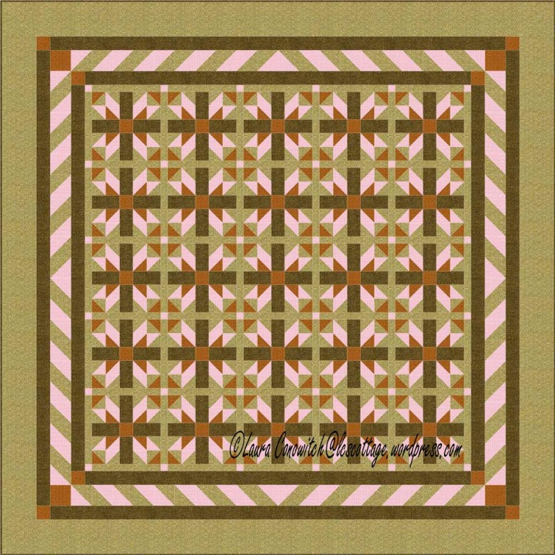 Alpine Cross Straight Set 3