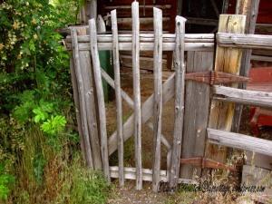 Homestead Gate