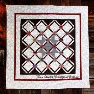 Hunter's Star Quilt Top