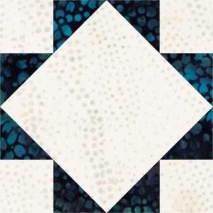 Art Square Quilt Block