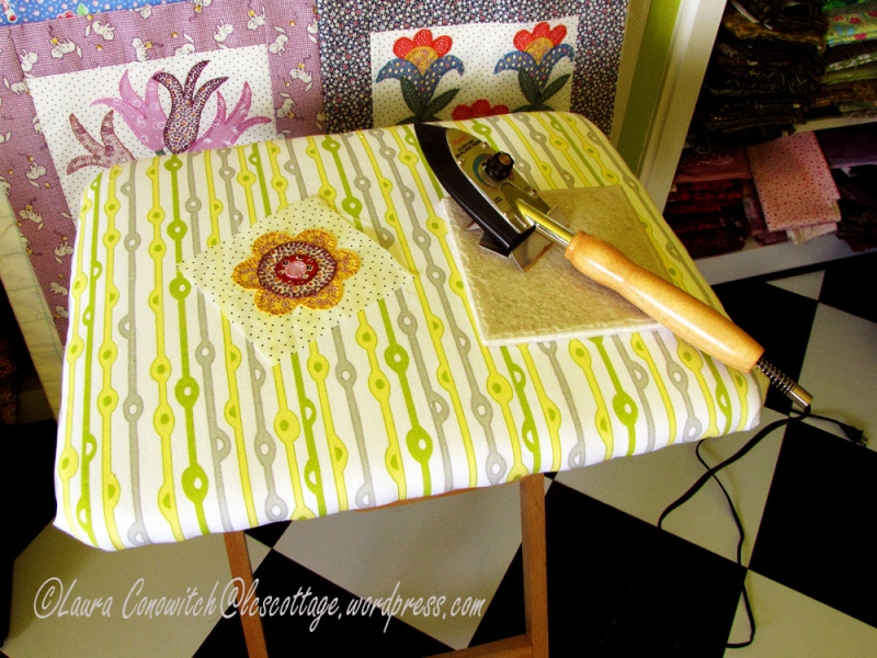 Portable Ironing Table