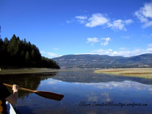 Columbia River Canoe