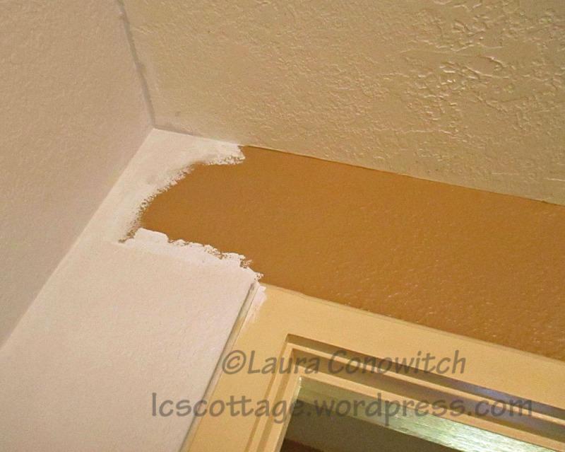 Painting Bathroom