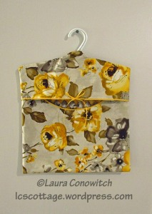 Clothesline Peg Bag