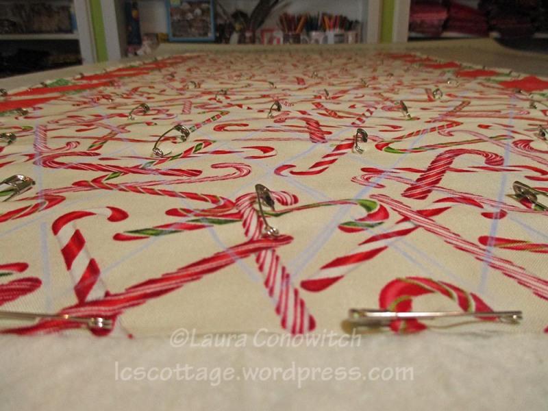 Twister Table Runner