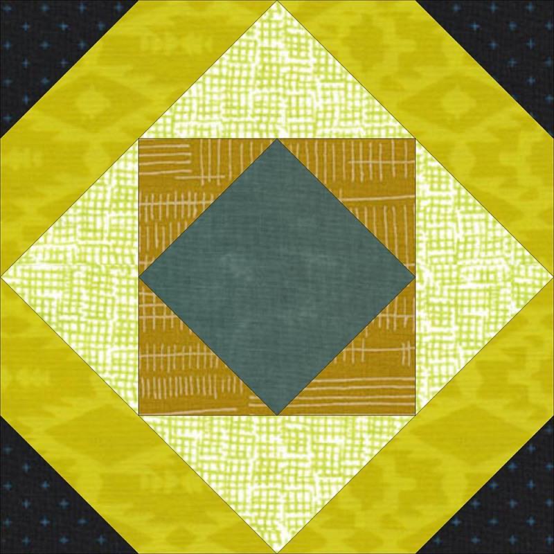 Challenge 1 Color 2 Mosaic, No. 5(2)