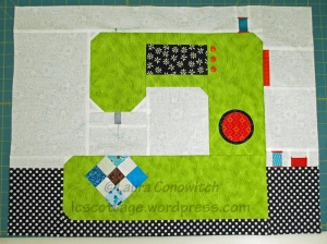 Lets Sew Quilt Along