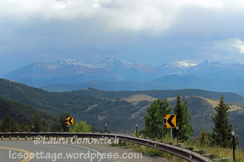 Yellowstone National Park Dead Indian Pass
