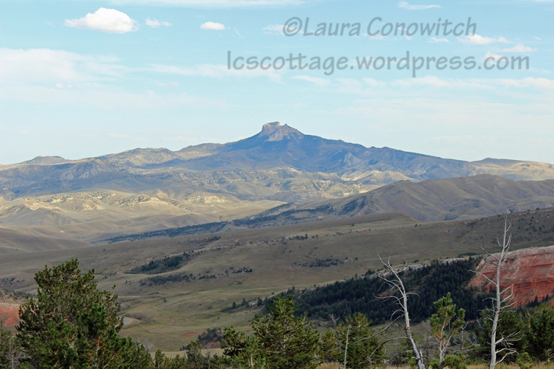 Heart Mountain Wyoming