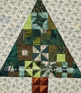 Temecula Quilt Company's Tiny Tree