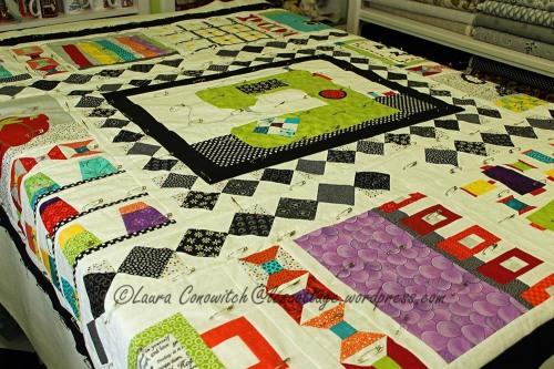 Lets Sew Quilt Along