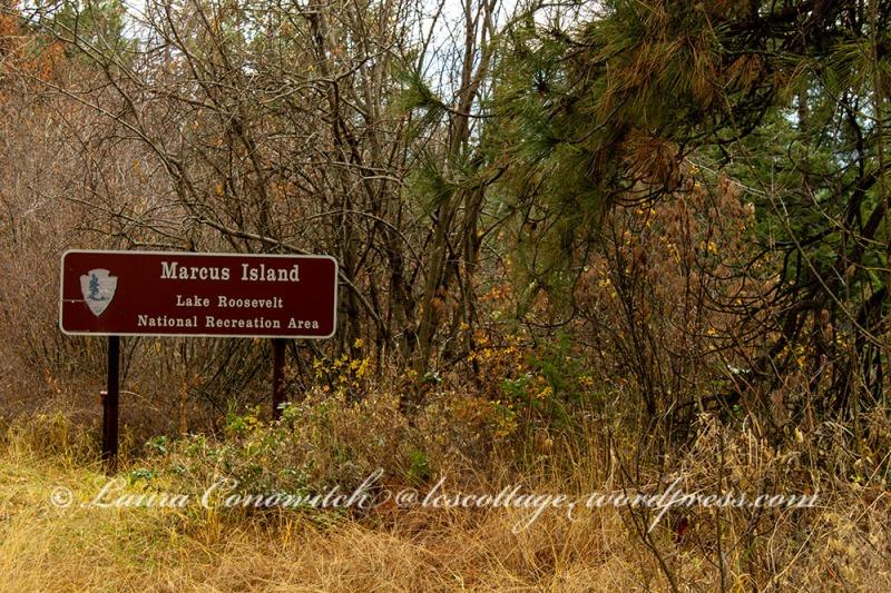 Marcus Island