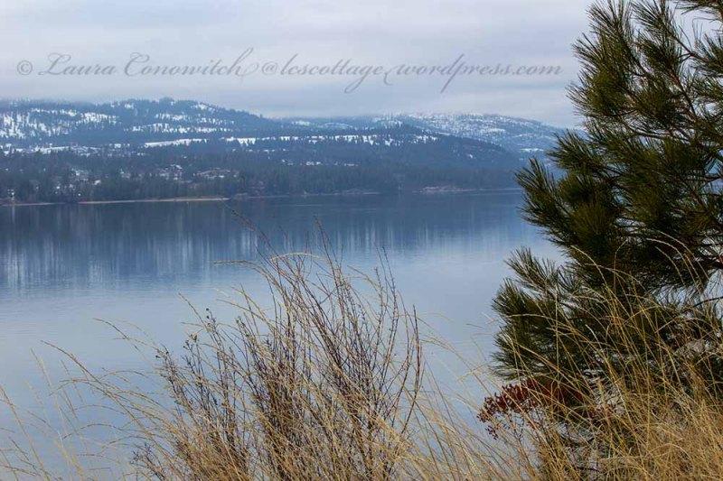 Lake Roosevelt Columbia River