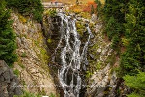 Mount Rainier-Myrtle Falls