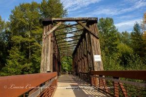Sequim Railroad Bridge Park